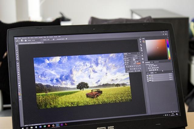 computer editing